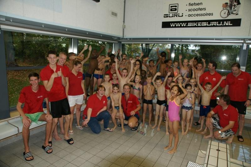 5495a6b04b9edb 36 geslaagden voor diplomazwemmen én een goede beoordeling van de NPZ/NRZ